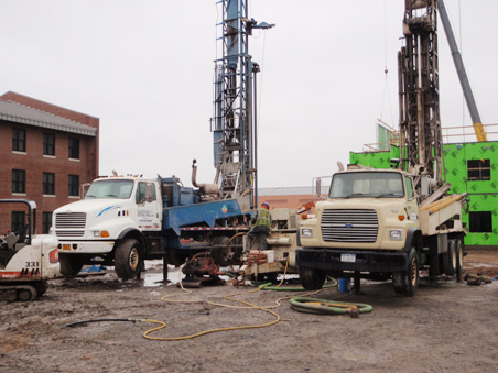 Geothermal Drilling Northern New York